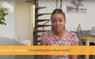 Not telling the whole truth when it comes to your life insurance policy?