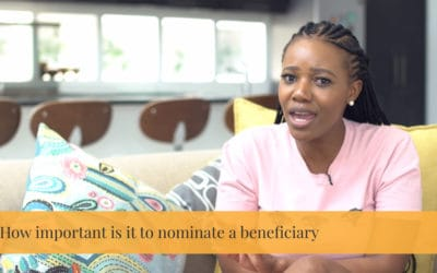 How important is it to nominate a beneficiary