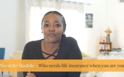 Who needs life insurance when you are young?