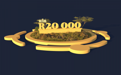 Stand a chance to win R20 000